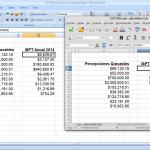 Función para calcular el ISPT 2014 en Excel y LibreOffice