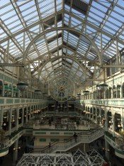St Stephen's Green shopping centre