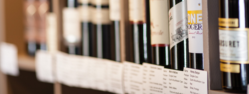 Wine at The Lion - Bar, Oven & Cellar