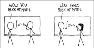 xkcd-girls and math