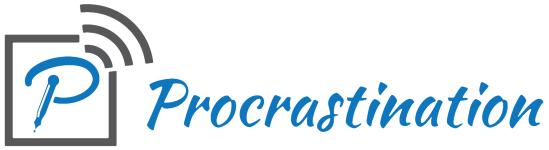 procrastination-logo-texte