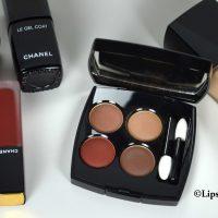La palette Candeur et Expérience di Chanel