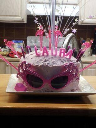 Jayde's Cake