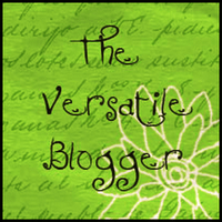 versatile blogger My Awards