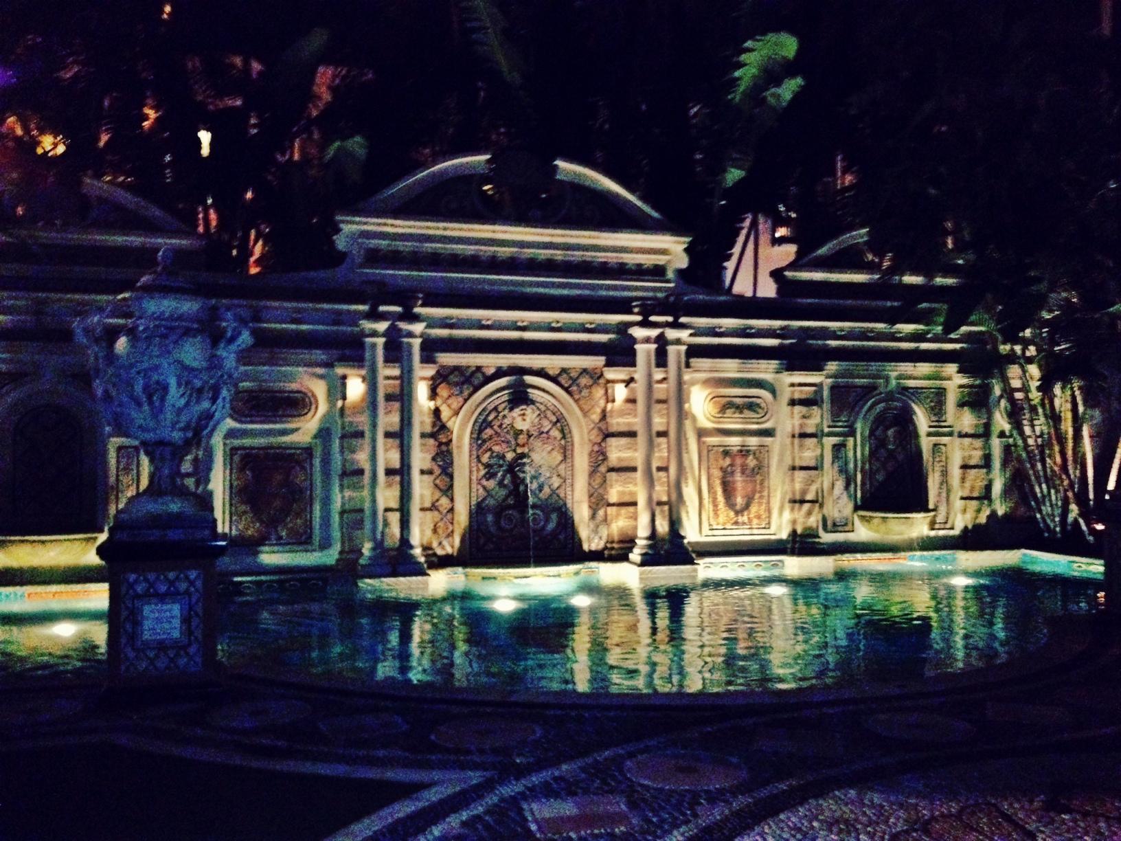 Miami life 2014 wmc week lisa b for Versace mansion miami tour