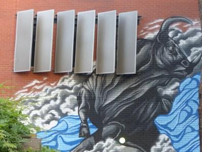 Street Art - Newcastle - October 2015 - Alex Lehours