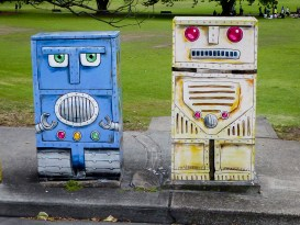 Traffic Signal Boxes Rushcutters