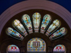 Stained Glass QVB