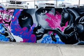 Section Alex Lehours Mural - Bondi