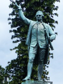 My Second Favorite Captain - James Cook