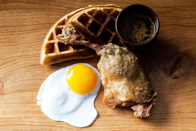 Duck and Waffle, Heron Tower – Restaurant Review