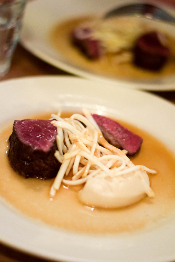 Lyle's Shoreditch steak