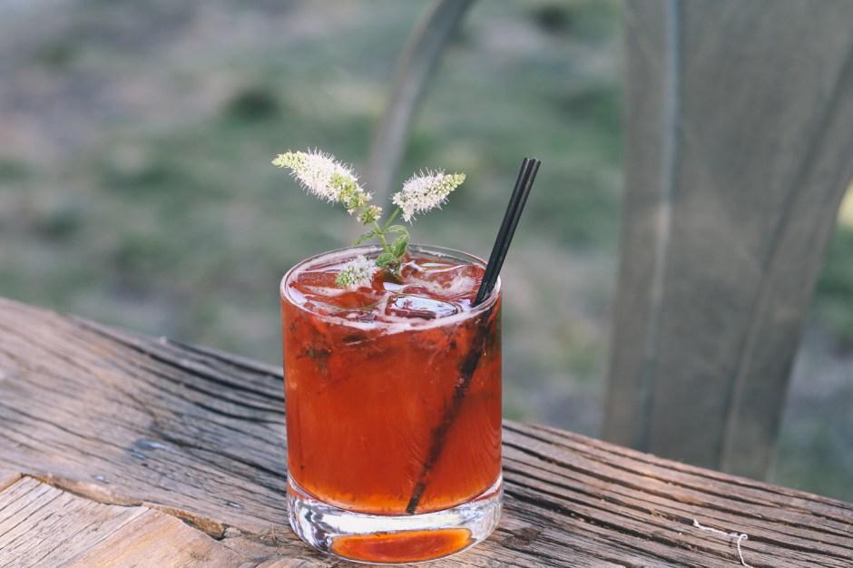 Alexander Valley Bar Cocktail