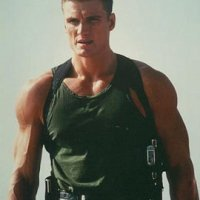 Hot Guys with Guns: Dolph Lundgren