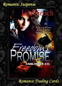 freedoms promise, task force 125, sarah stevens, lisa pietsch