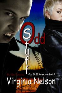 Virginia nelson, odd stuff, paranormal, romance