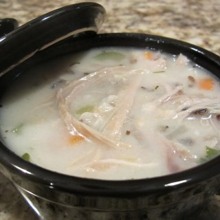 Turkey Rice Soup, a Great Way to Use Your Leftover Turkey