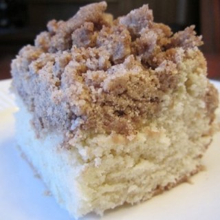Another Sweet Treat, Crumb Cake