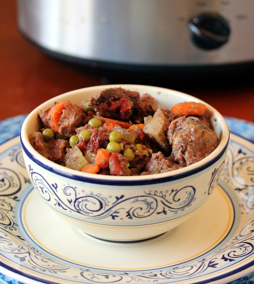 Slow Cooker Beef Stew - Lisa's Dinnertime Dish for Great Recipes!