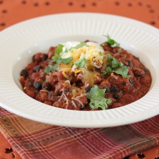 Weeknight Strategies:  One Pot of Chili, Four Easy Meals