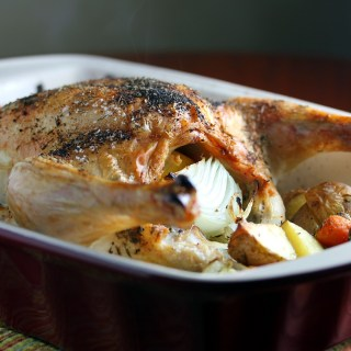 Foolproof Roast Chicken and Vegetables