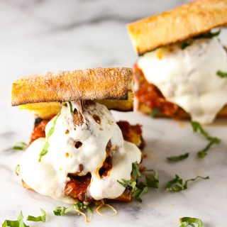 Meatball Sub Sliders