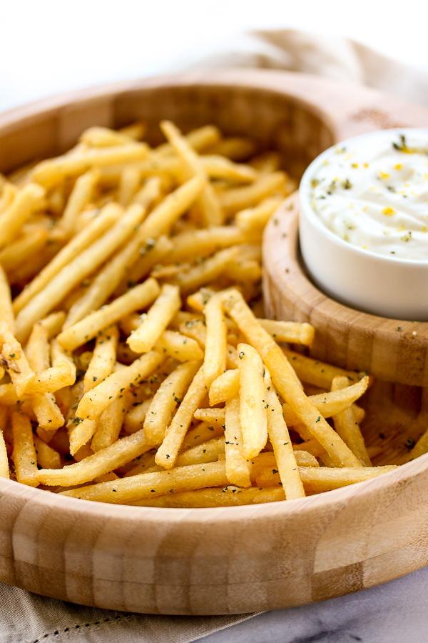 how to make special sauce for fries