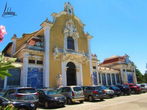 Parking pavillon Carlos Lopes