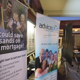 Business After Hours, 24 August 2016, AdvicePlus Financial Solutions and Smartline Personal Mortgage Advisers at La Vida Restaurant