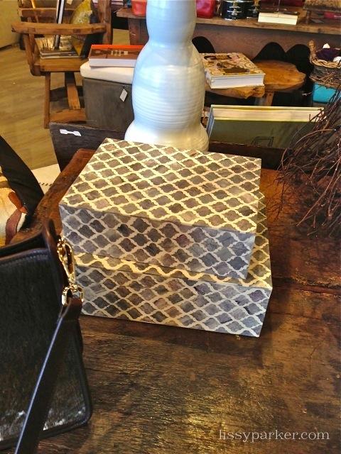 Beautiful Bone Boxes