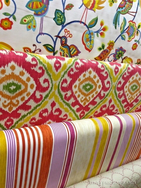 Beautiful pillows for your porch or patio