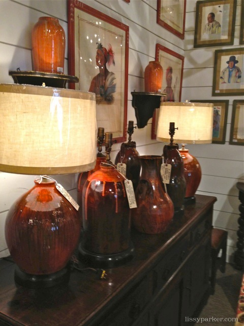 These red lamps are perfect for almost any room in your house