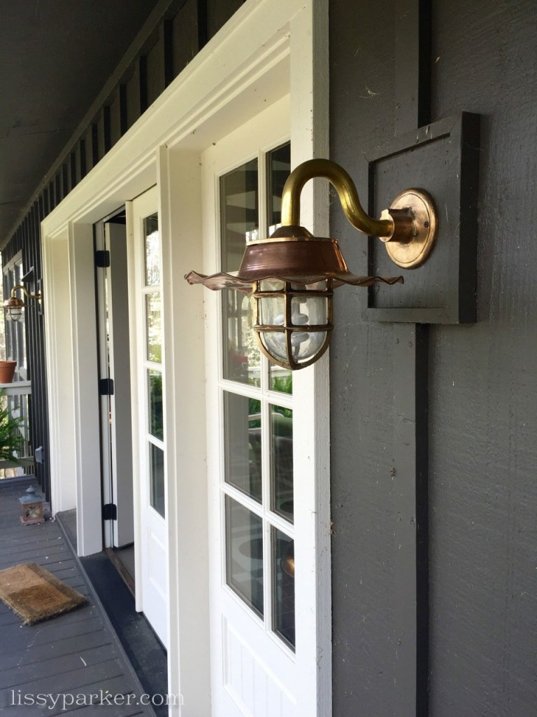 Light up the night—or the back porch