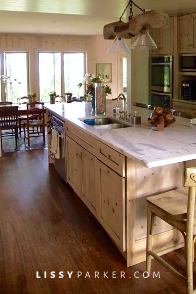 house crush-large kitchen island