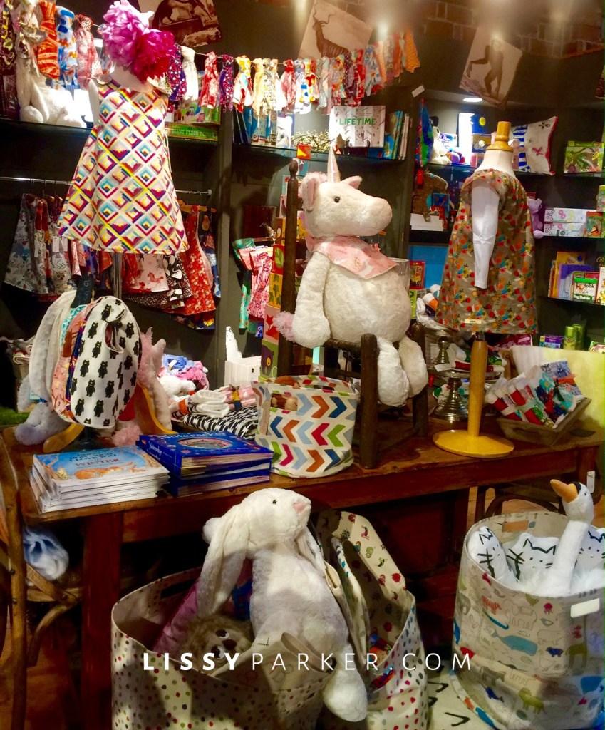early gift shopping for children