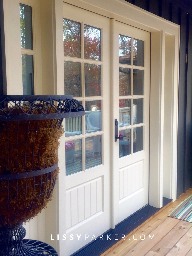 side porch doors