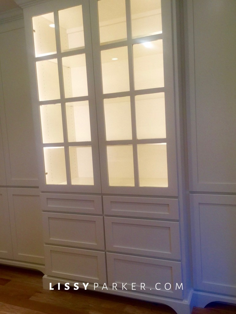 pantry lights in cabinets