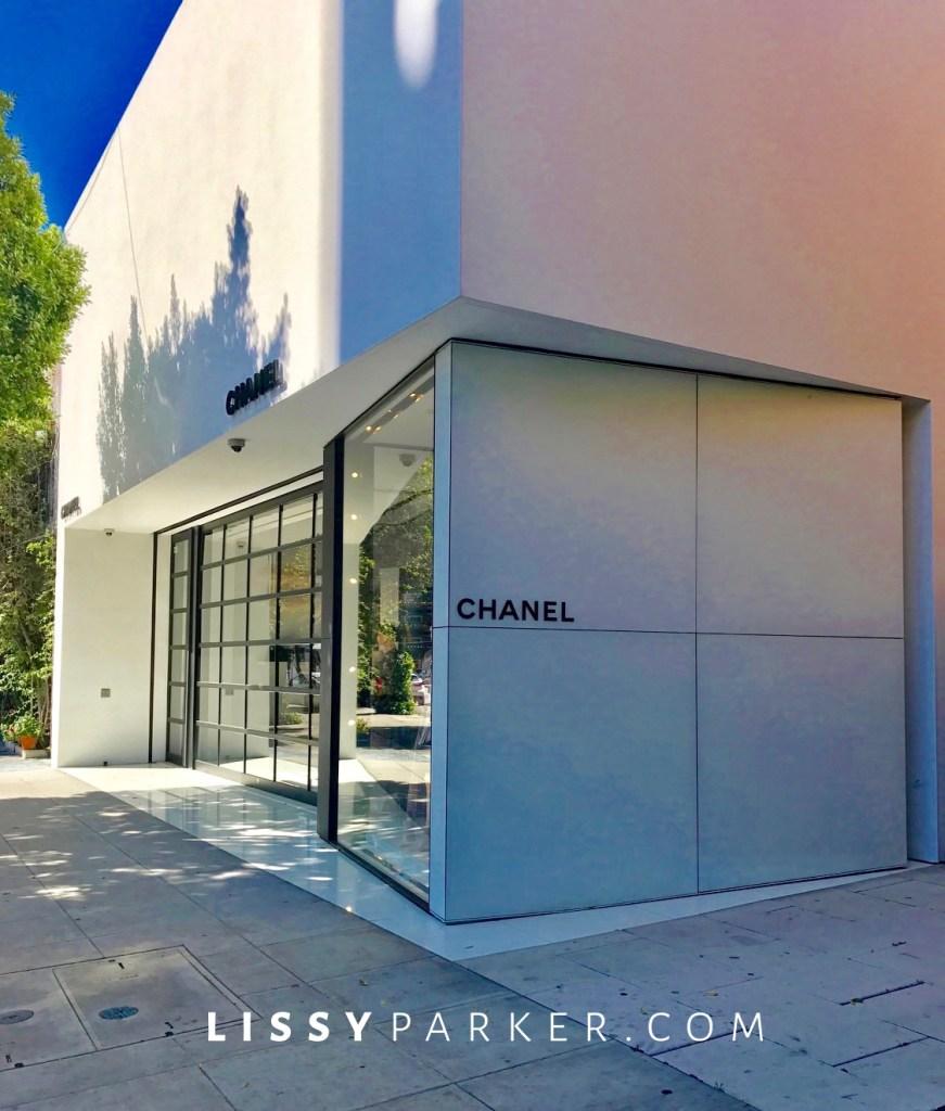 Chanel in LA