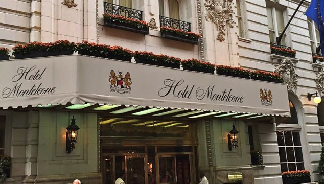 The Monteleone Hotel, New Orleans