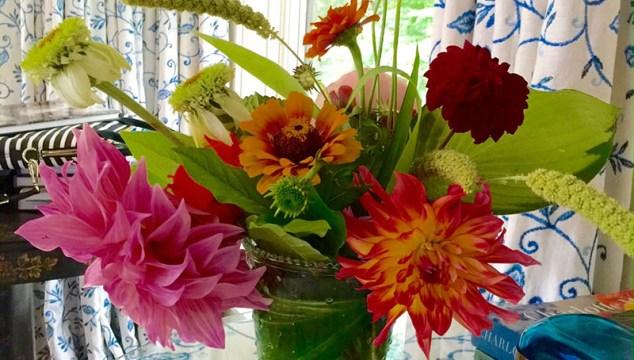 Friday Flowers–Happy Birthday!