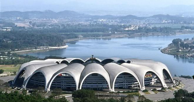 Rungrado-May-Day-Stadium - biggest stadiums in the world