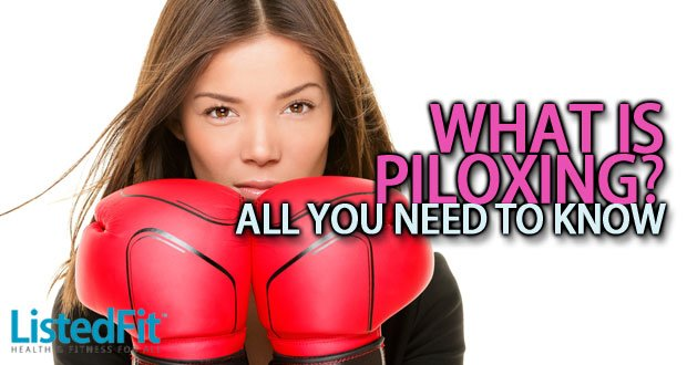 What is Piloxing pilates boxing