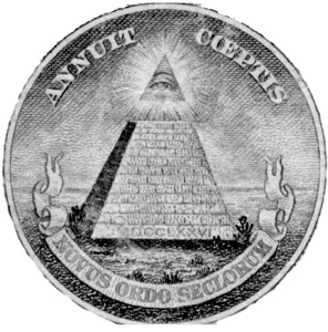 Any references to literary works on dark, secret societies, cults or fraternities?