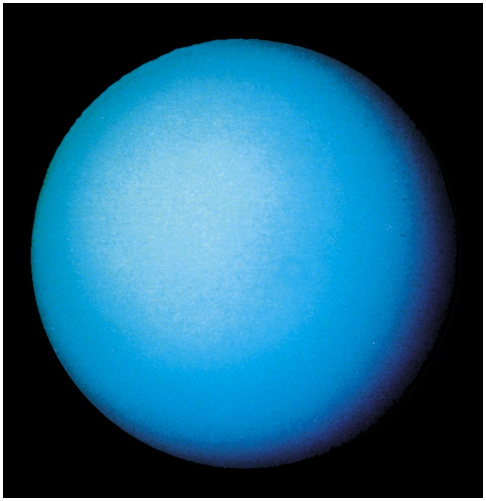 other planets with uranus labeled - photo #14