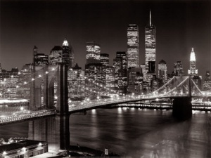 028 8022~New-York-New-York-Brooklyn-Bridge-Posters