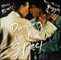 9. Mick Jagger & David Bowie - Dancing In The Street