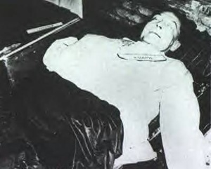 Goering-Corpse