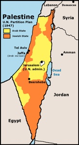 Un Partition Plan Palestine