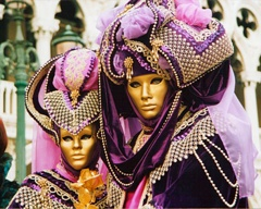 Italy-Venice-Carnevale