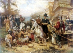 Roger-First Thanksgiving